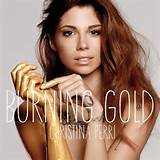 christina perri_burning gold